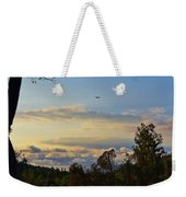 Early Evening Sunset 2 Weekender Tote Bag