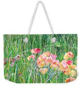Early Fall Color Weekender Tote Bag