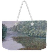 Early Fall Serenity Weekender Tote Bag
