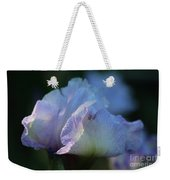 Early Iris Sunshine Weekender Tote Bag