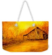 Early Kentucky Times Weekender Tote Bag