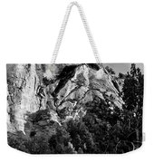 Early Morining Zion B-w Weekender Tote Bag