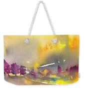Early Morning 21 Weekender Tote Bag