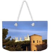 Early Morning 7am Weekender Tote Bag