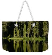 Early Morning At Barstow Weekender Tote Bag