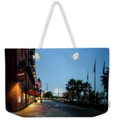 Early Morning At The Bohemian Hotel Weekender Tote Bag