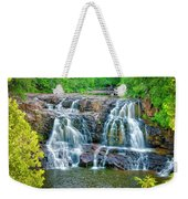 Early Morning At The Upper Falls Weekender Tote Bag