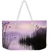 Early Morning By The Pond  Weekender Tote Bag