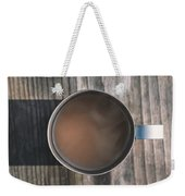 Early Morning Coffee  Weekender Tote Bag by Scott Norris