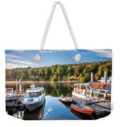 Early Morning Cruises To Doubtfull Sound Weekender Tote Bag