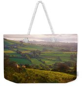 Early Morning Glory Weekender Tote Bag