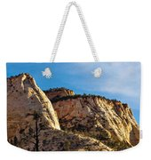 Early Morning In Zion Canyon Weekender Tote Bag