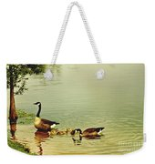Early Morning Lessons Weekender Tote Bag