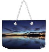 Early Morning On Lake Lanier Weekender Tote Bag