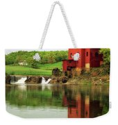 Early Morning On The Huzzah Weekender Tote Bag