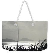 Early Morning Over Sugar Beach Weekender Tote Bag