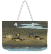 Early Morning Relaxation Weekender Tote Bag