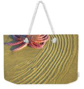 Early Morning Rescue Weekender Tote Bag