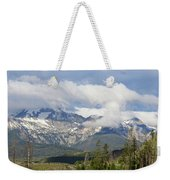 Early Morning Sawtooths Weekender Tote Bag