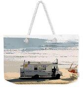 Early Morning Surf Weekender Tote Bag