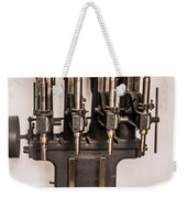 Early Press From Car Manufacturing 2 Weekender Tote Bag