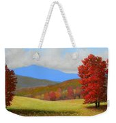 Early September Weekender Tote Bag