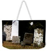 Early Settlers Weekender Tote Bag