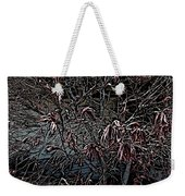 Early Spring Abstract Weekender Tote Bag