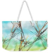 Early Spring Twigs Weekender Tote Bag
