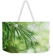 Early Spring Woodland Weekender Tote Bag