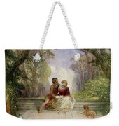 Early Summer Weekender Tote Bag by Alfred Woolmer