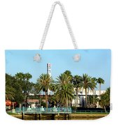 Early Sunday Morning In Daytona Beach 001  Weekender Tote Bag