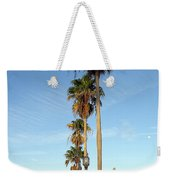 Early Sunday Morning In Daytona Beach  Weekender Tote Bag