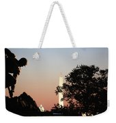 Early Washington Mornings - Cpl Block - For Liberty Weekender Tote Bag