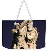 Early Washington Mornings - Team Iwo Jima Weekender Tote Bag