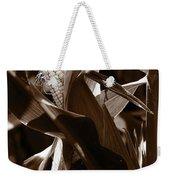 Ears To You Corn - Sepia Weekender Tote Bag