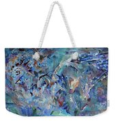 Earth Art Weekender Tote Bag