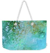 Earth Bubble Weekender Tote Bag