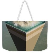 Earth Core Structure Cut-away Weekender Tote Bag