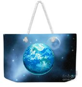 Earth Weekender Tote Bag by Corey Ford