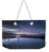 Earth Day Sunset Unsigned Weekender Tote Bag