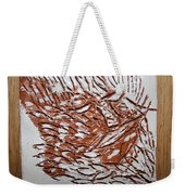 Earth Father - Tile Weekender Tote Bag