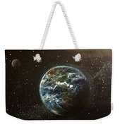 Earth From Above  Weekender Tote Bag