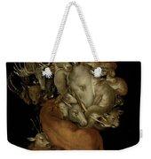 Earth Weekender Tote Bag by Giuseppe Arcimboldo