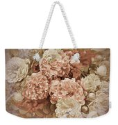 Earth Toned Roses Weekender Tote Bag