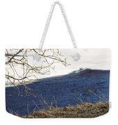 Earth Water And Ice Weekender Tote Bag