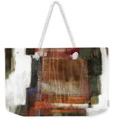 Orange Home Weekender Tote Bag
