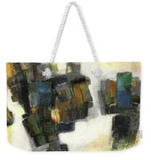 Lemon And Tiles Weekender Tote Bag