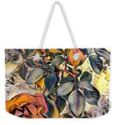 Earthly Bright Weekender Tote Bag