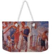 Earthquake In Crimea Kuzma Petrov-vodkin - 1927-1928 Weekender Tote Bag